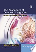 The Economics Of European Integration book