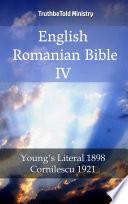 English Romanian Bible IV