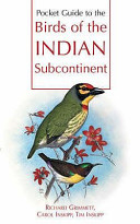 Pocket Guide to the Birds of the Indian Subcontinent