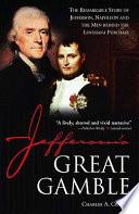 Jefferson S Great Gamble