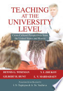 Teaching at the University Level