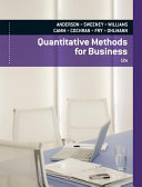 Quantitative Methods for Business