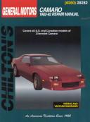Chilton S Chevrolet Camaro