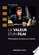 La valeur d'un film