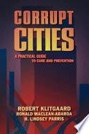 Corrupt Cities