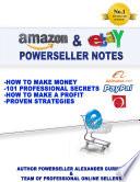 Amazon Ebay Seller Notes