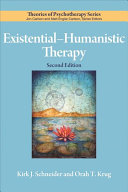 Existential Humanistic Therapy Theory History Research And Practice