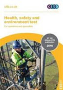 Health  Safety and Environment Test