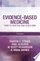 Evidence Based Medicine E Book