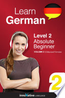 Learn German   Level 2  Absolute Beginner