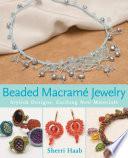 Beaded Macram   Jewelry