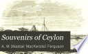 Souvenirs of Ceylon