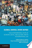 Global Justice  State Duties
