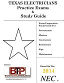 Texas Electricians Practice Exam   Study Guide