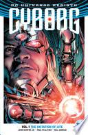 Cyborg Vol  1  Imitation of Life