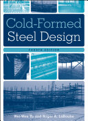 download ebook cold-formed steel design pdf epub