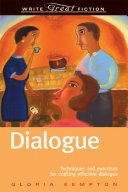Write Great Fiction   Dialogue