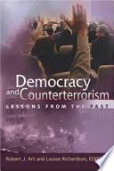 Democracy and Counterterrorism