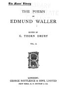 an analysis of the poem song by edmund waller