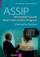 ASSIP   Attempted Suicide Short Intervention Program