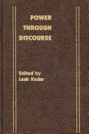 Power Through Discourse