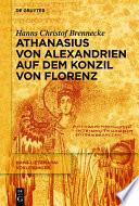 Athanasius von Alexandrien auf dem Konzil von Florenz
