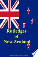Rutledges of New Zealand Pdf/ePub eBook