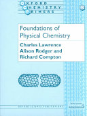 Foundations of Physical Chemistry