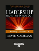 Book Leadership from the Inside Out