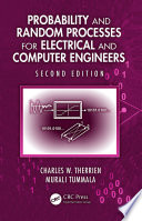 Probability And Random Processes For Electrical And Computer Engineers Second Edition book