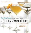 The Modern Mixologist Book
