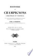 Histoire des champignons comestibles et vénéneux