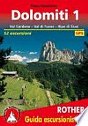 Escursioni nelle Dolomiti