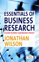 Essentials of Business Research