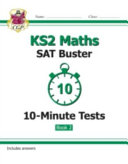 KS2 Maths SAT Buster 10 Minute Tests  Maths   Book 2  for the New Curriculum