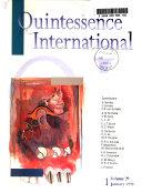 Quintessence International book