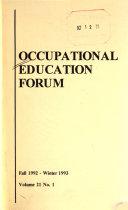 Occupational Educational Forum