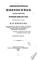 Geschiedkundig Mengelwerk over de Provincie Noord-Braband