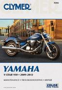 Yamaha V Star 950 2009 2012