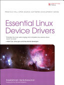 "Essential Linux Device Drivers : book i've read."" --alan cox, linux guru and..."