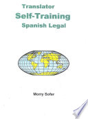 Translator Self Training  Spanish Legal