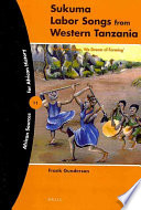 Sukuma Labor Songs from Western Tanzania