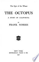 The Octopus A Story of California