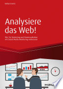Analysiere das Web!