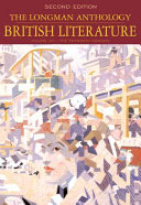 The Longman anthology of British literature Of British Literature Is A Comprehensive