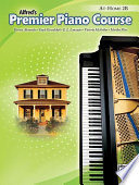 Premier Piano Course At Home Book  Bk 2B