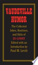 Vaudeville Humor