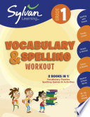 1st Grade Vocabulary and Spelling Workout