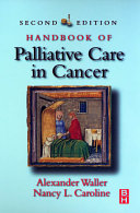 Handbook of Palliative Care in Cancer