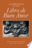 A Companion to the Libro de Buen Amor